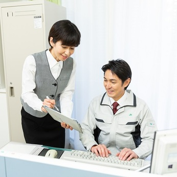 UR賃貸住宅の管理主任業務スタッフ募集!日本総合住生活はUR都市機構関連の会社です。