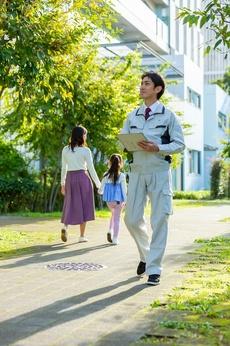 【急募!】日本総合住生活はUR都市機構の関連会社です。UR賃貸住宅の清掃巡回スタッフ募集!